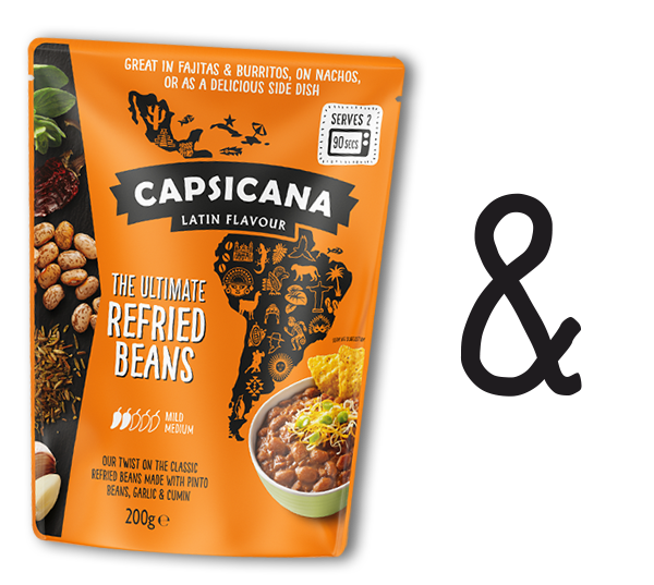 Capsicana - Ultimate Refried Pinto Beans