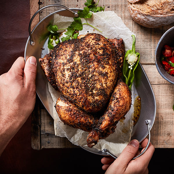 Capsicana Recipes Roast Chicken