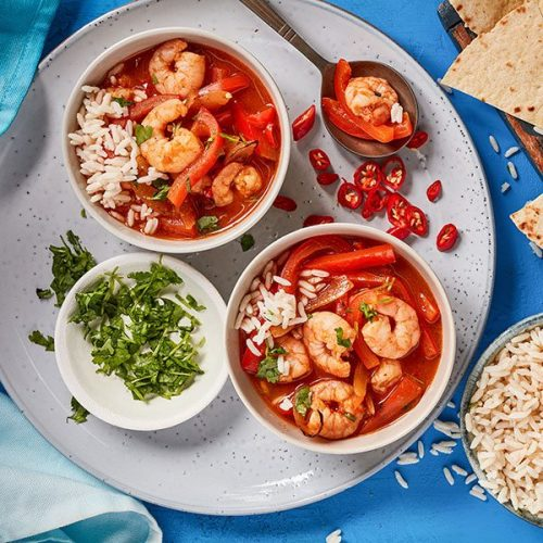 Capsicana Recipes - Prawn Stew