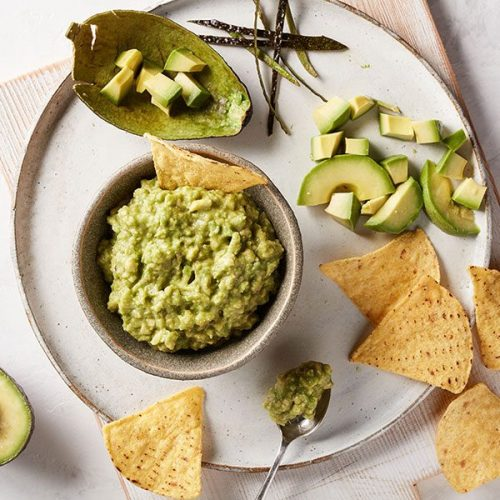 Capsicana Recipes - Guacamole Mix