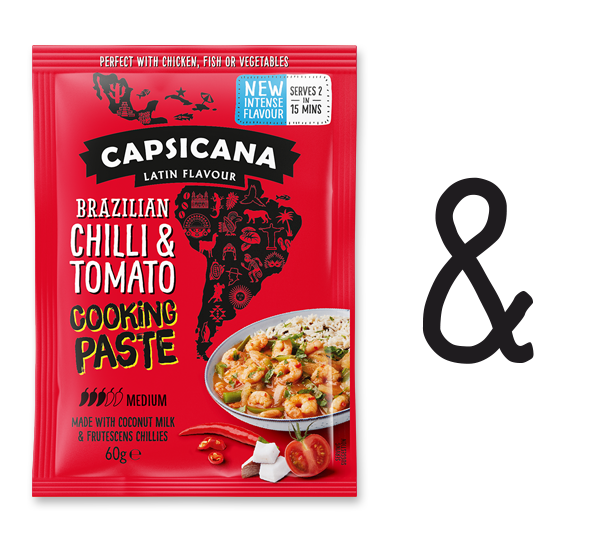 Capsicana - Chilli & Tomato Cooking Paste