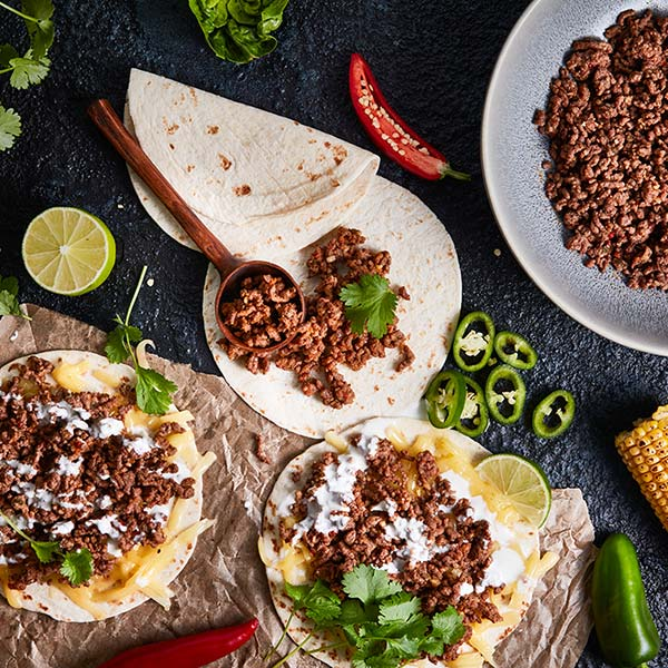 Capsicana Recipes - Tasty Beef Tacos